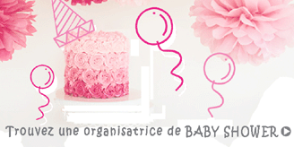 joli baby organiser une baby shower d co baby shower anniversaire b b photos b b photos. Black Bedroom Furniture Sets. Home Design Ideas
