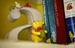 Une Baby shower Winnie l'ourson