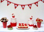 Un anniversaire Hello Kitty
