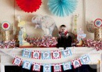 Un anniversaire au cirque