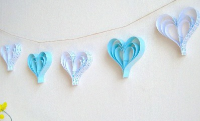 guirlande pour baby shower