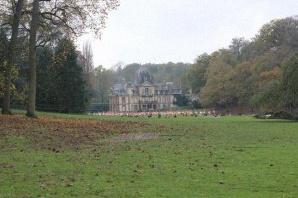 Réserve zoologique du Château de Sauvage, à Emancé