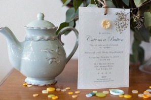 Crédit photo : Sean Walker Photography via The Sweetest Occasion