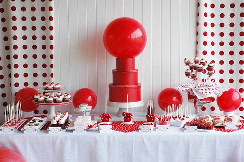 La Red Egg And Ginger Party Une Baby Shower Post Natale