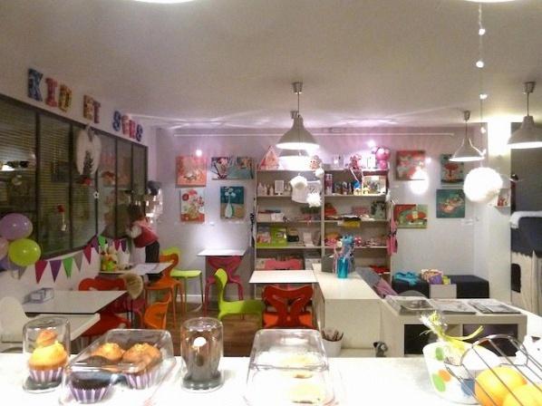 Organiser une baby shower ou un anniversaire dans un caf for O miroir magique montpellier