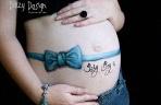 Le Belly Painting, l'art pictural des ventres ronds