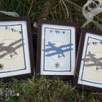 Inspirations pour le thème Avion/Voyage : une sweet table