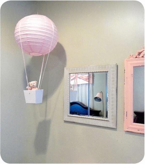 Idées déco} 6 façons d'incorporer des montgolfières dans une ...