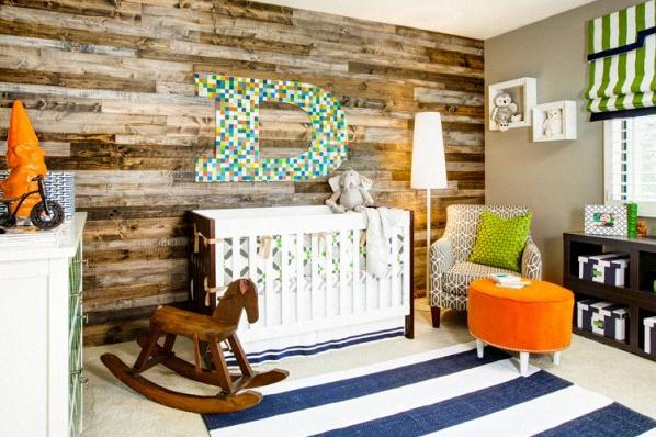 10 tendances en matière de décoration de chambre de bébé ou ...