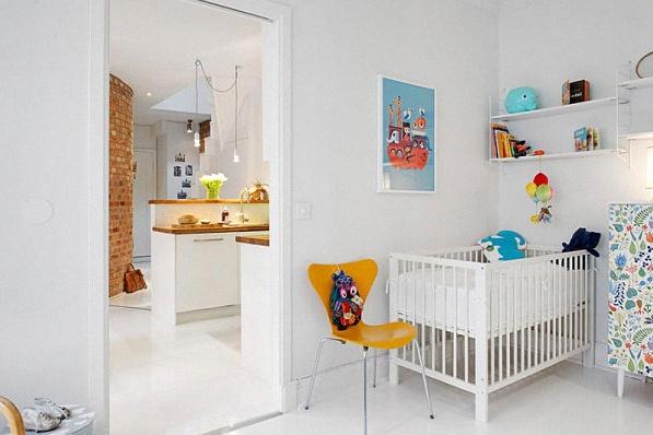 10 tendances en mati re de d coration de chambre de b b ou d 39 enfant. Black Bedroom Furniture Sets. Home Design Ideas