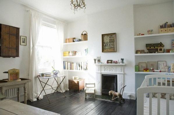 10 tendances en mati re de d coration de chambre de b b ou d 39 enfant - Deco chambre bebe vintage ...
