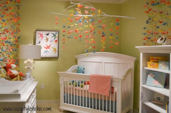 10 tendances en matière de décoration de chambre de bébé ...