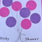 La baby shower DIY de Margaux, en rose et gris