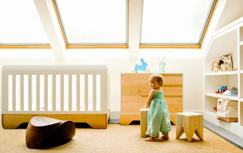 chambre b b am nagez une chambre d 39 enfant bio et colo. Black Bedroom Furniture Sets. Home Design Ideas