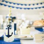 Le 2e anniversaire de Louis sur le thème nautique-Petit bateau