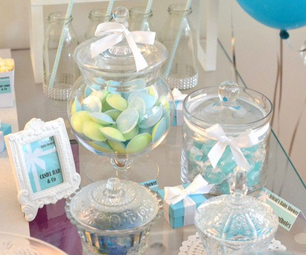 baby shower tiffany & co