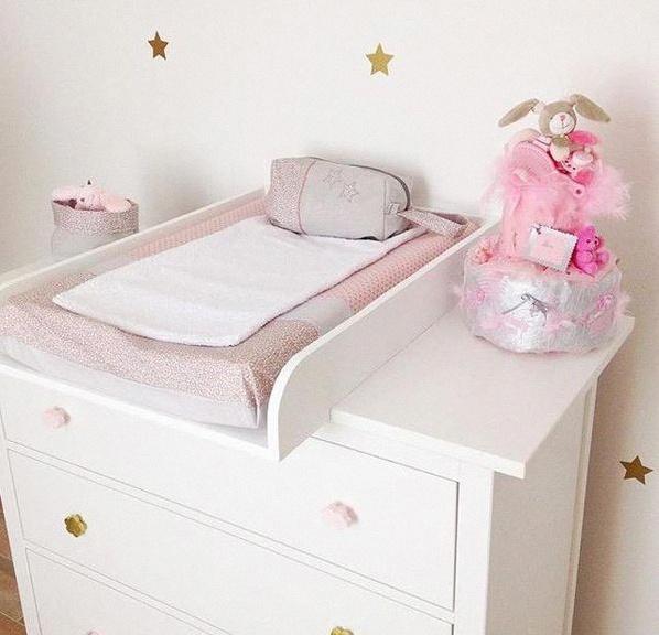 dcoration de chambre denfant rose