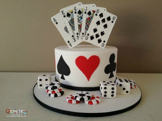 gateau casino poker