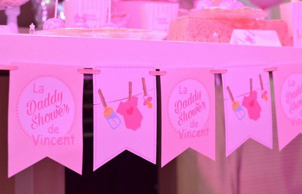 daddy shower man shower dadchelor party baby shower de star