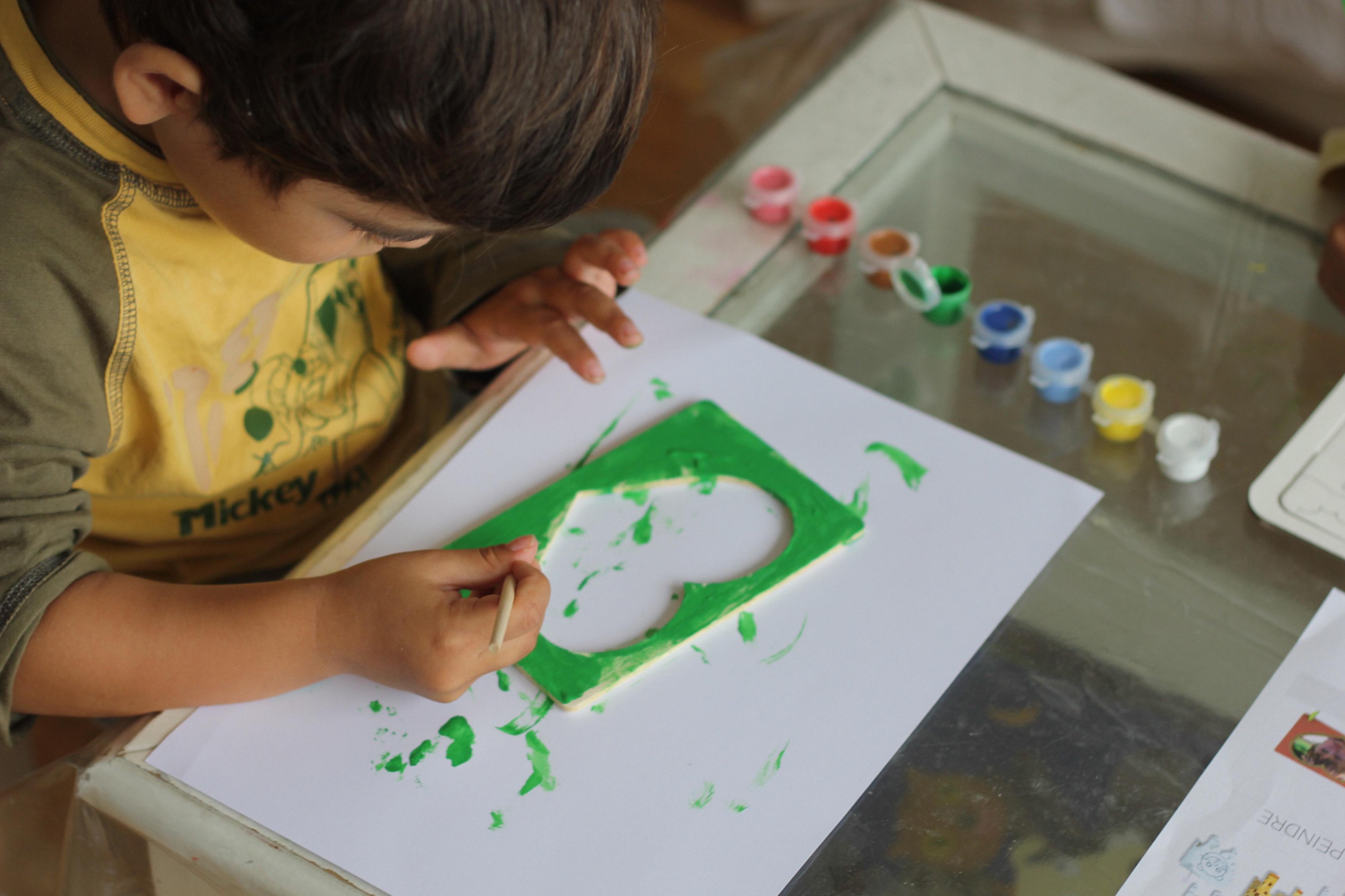 peinture box créabul