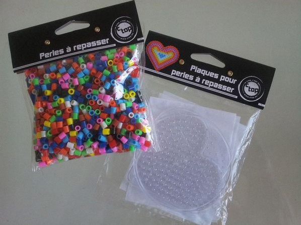 perles à repasser box creabul