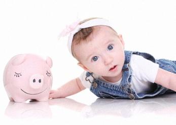 faire des économies avec un bébé