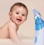 Zoom sur le mouche bébé électrique : comment bien moucher Bébé ?