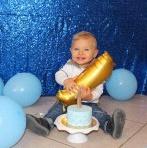 Le premier anniversaire royal du Petit Prince Livio