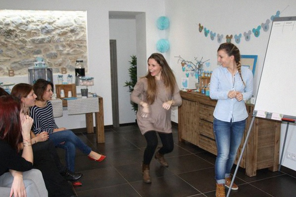 jeux baby shower