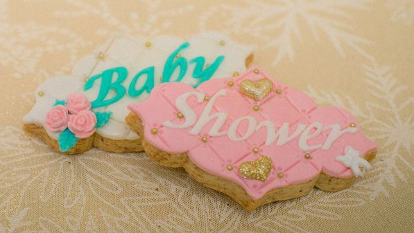 gateaux baby shower
