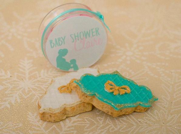cadeau d'invité baby shower