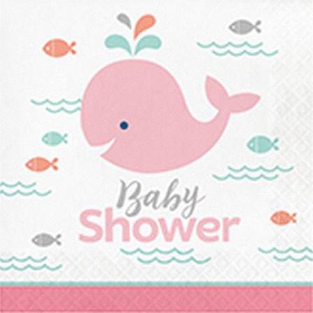 baby shower petite baleine