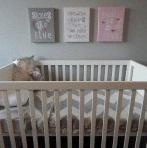 Comment décorer la chambre d'un bébé avec un équipement de qualité ?