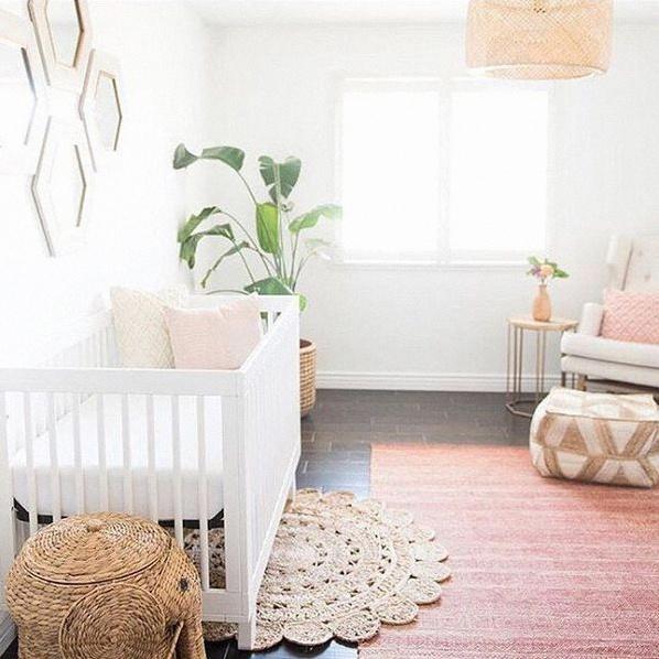 chambre bebe minimaliste