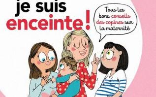«Les filles, je suis enceinte !», le guide pour la grossesse de Aurélia Dubuc