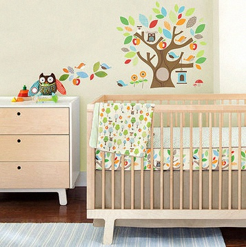 6 idées déco pour aménager une chambre bébé pas chère