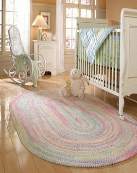 quel tapis choisir pour une chambre b b conseils tendances et entretien. Black Bedroom Furniture Sets. Home Design Ideas