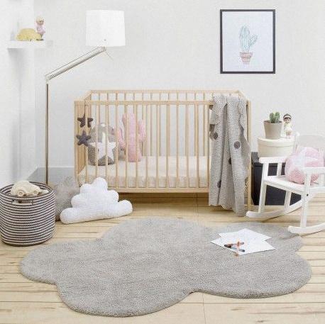 tapis nuage bébé