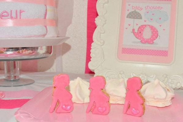 décoration baby shower pas cher