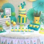 L'anniversaire Cactus Party de Lilian : aïe, aïe, aïe !
