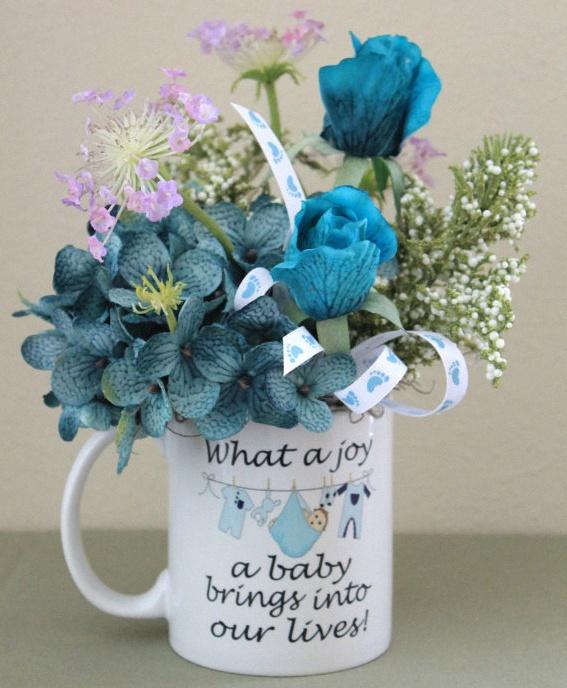 fleurs bapteme