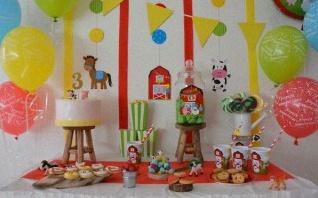 5 astuces pour organiser un anniversaire Animaux de la ferme pas cher