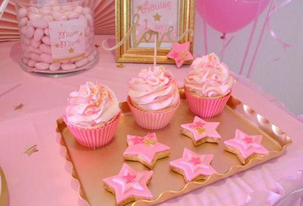 premier anniversaire un an étoiles