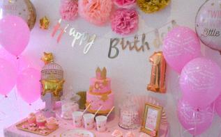 joli baby organiser une baby shower d co baby shower. Black Bedroom Furniture Sets. Home Design Ideas