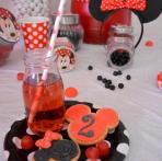 Shooting d'inspirations : un anniversaire sur le thème Minnie