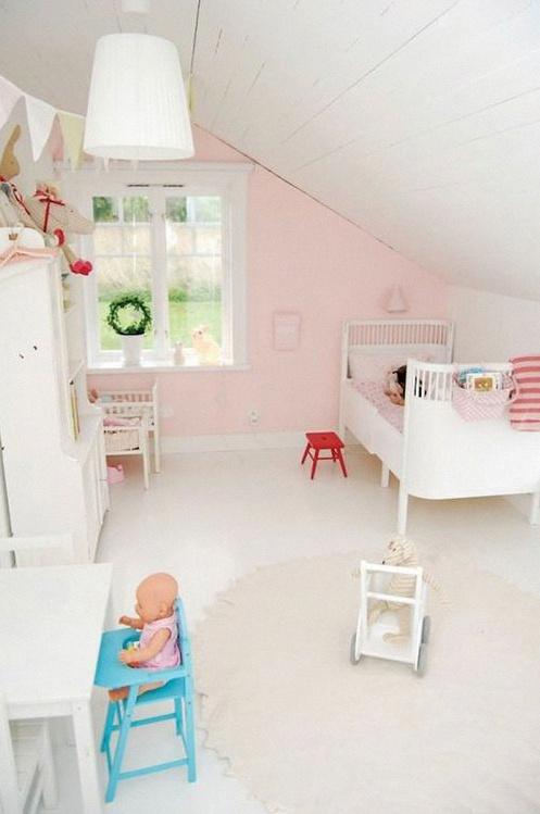 Comment bien am nager une chambre d enfant sous les combles - Amenagement chambre sous combles ...