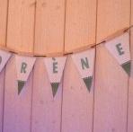 La Baby shower bohème et Petit Indien de Lorène : plumes et tipi