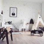 Comment faire une décoration scandinave pour une chambre de bébé ?