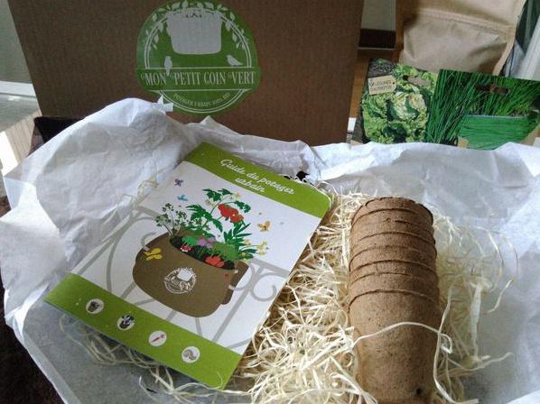 box de jardinage mon petit coin vert