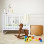 Chambre de bébé : les 10 indispensables pour l'équiper